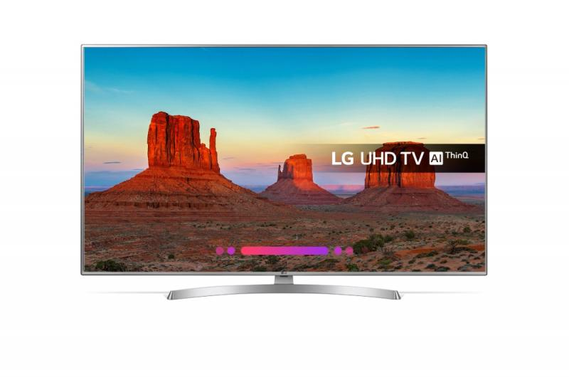"43"" LG 43UK6950PLB 4K Ultra HD HDR Freeview Freesat HD Smart LED TV"