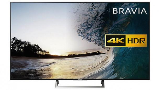 "55"" Sony KD55XE8596BU 4K Ultra HD HDR Freeview HD Smart Android LED TV"