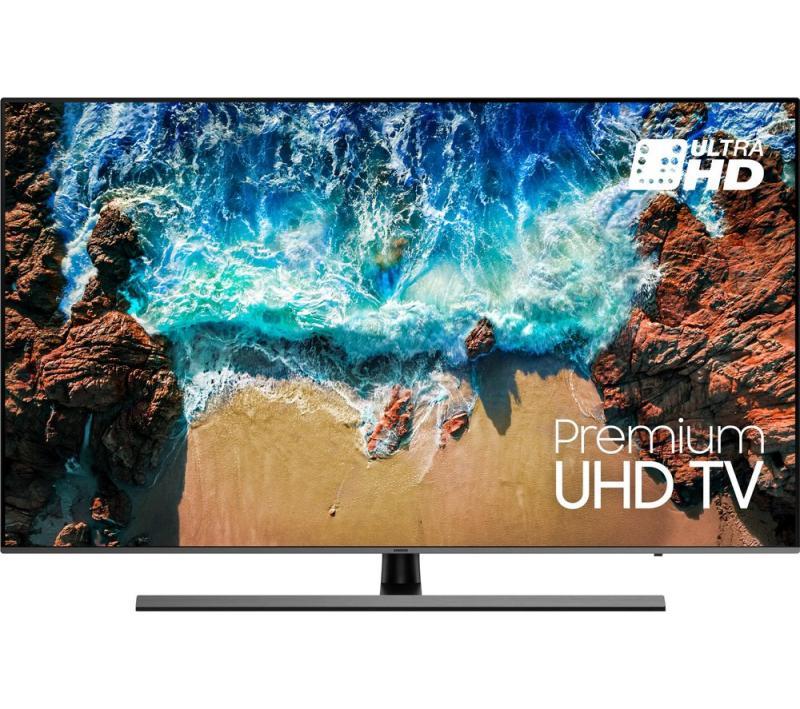 "55"" Samsung UE55NU8070 4K Premium Ultra HD HDR 1000 Smart LED TV"