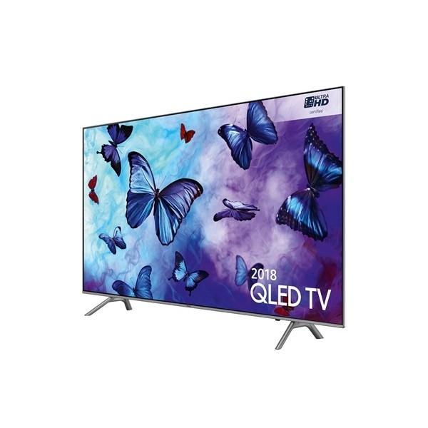 "55"" Samsung QE55Q6FNA Certified 4K Ultra HD HDR QLED TV"
