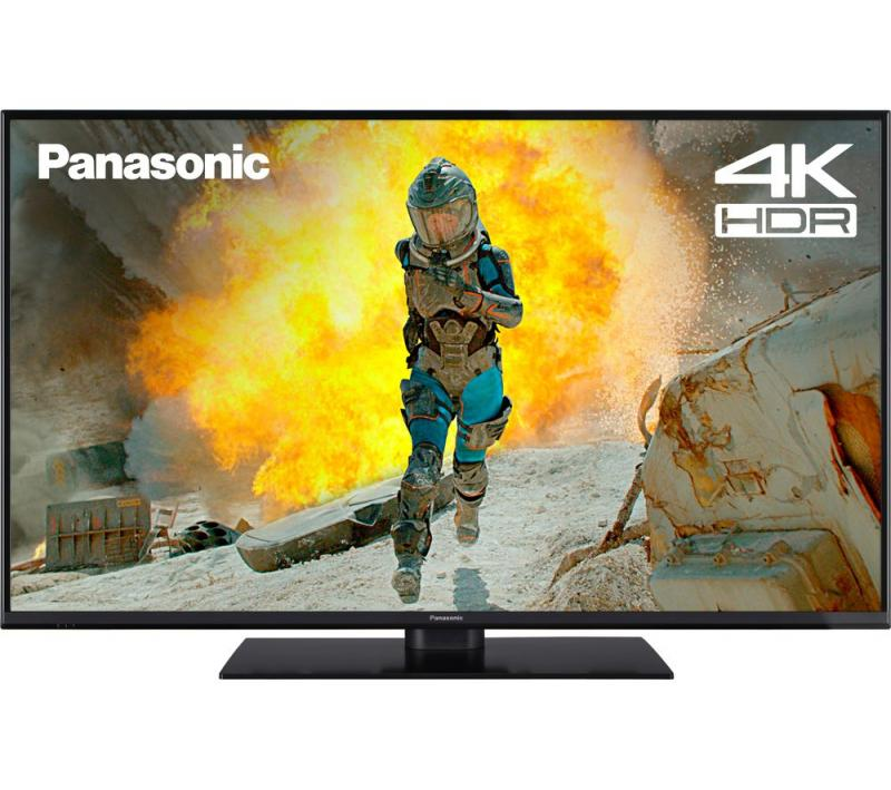 "49"" Panasonic TX-49FX555B 4K Ultra HD HDR Smart LED TV"