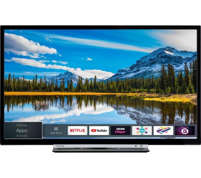 40 Toshiba 40L3863DB Full HD 1080p Freeview HD Smart LED TV