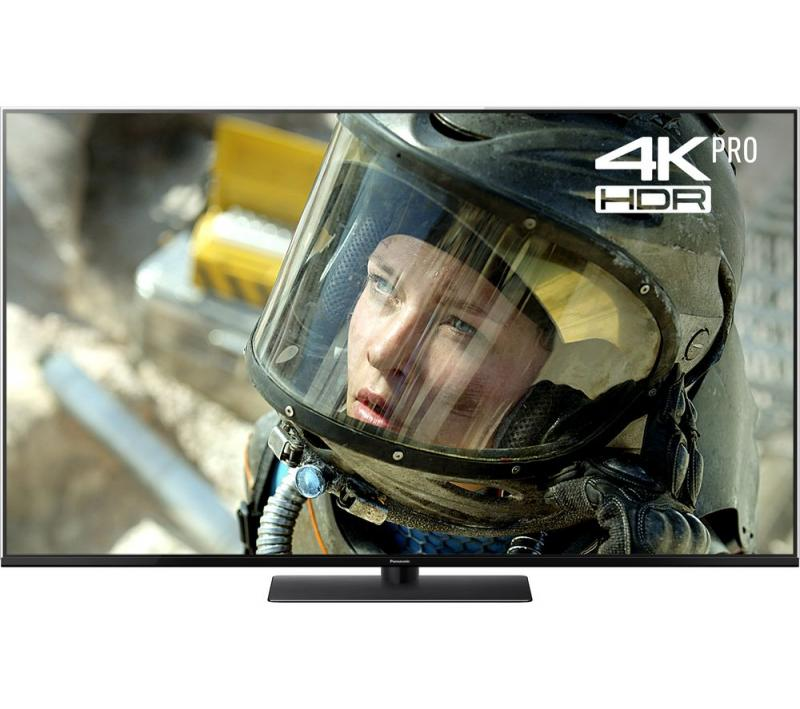 "55"" Panasonic TX-55FX740B 4K Ultra HD HDR Smart LED TV"