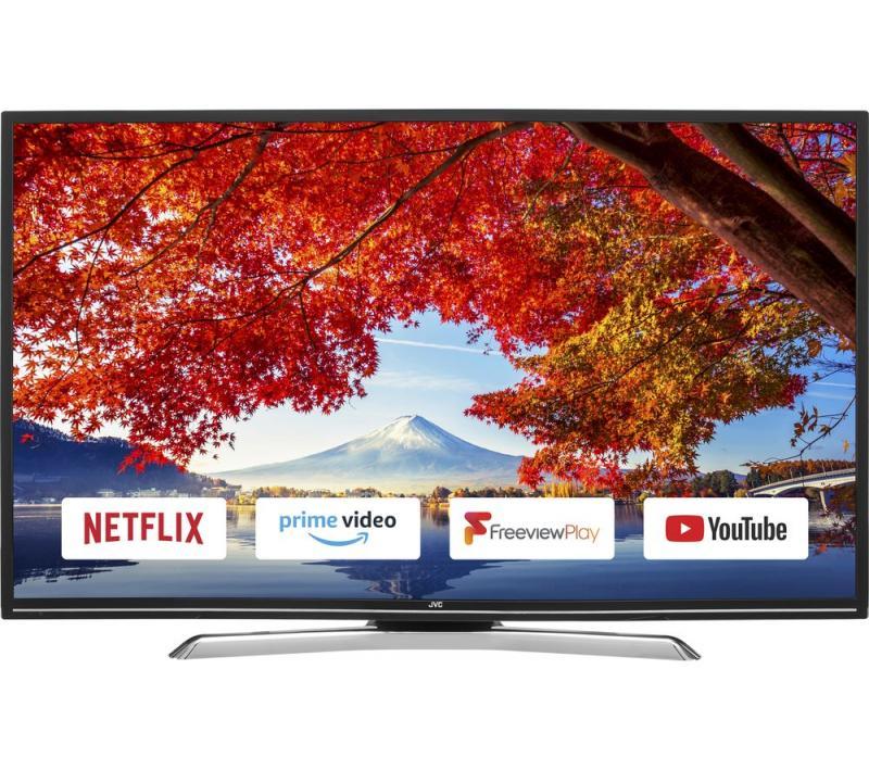 40 JVC LT40C790 Full HD 1080p Freeview Play Smart LED TV