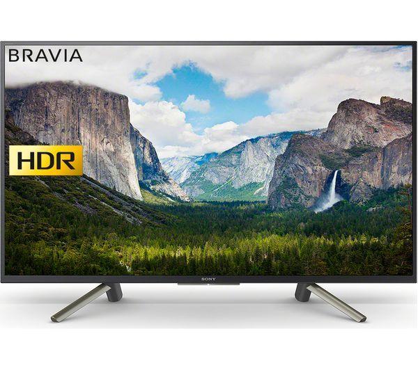 """43"""" Sony KDL43WF663 Full HD Smart HDR LED TV"""