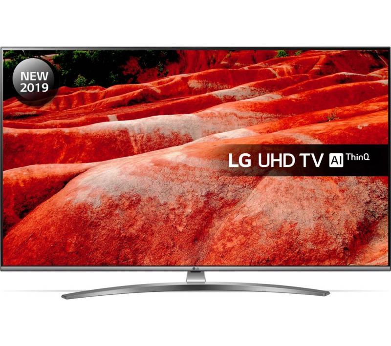 """50"""" LG 50UM7600PLB 4K Ultra HD HDR Smart LED TV"""