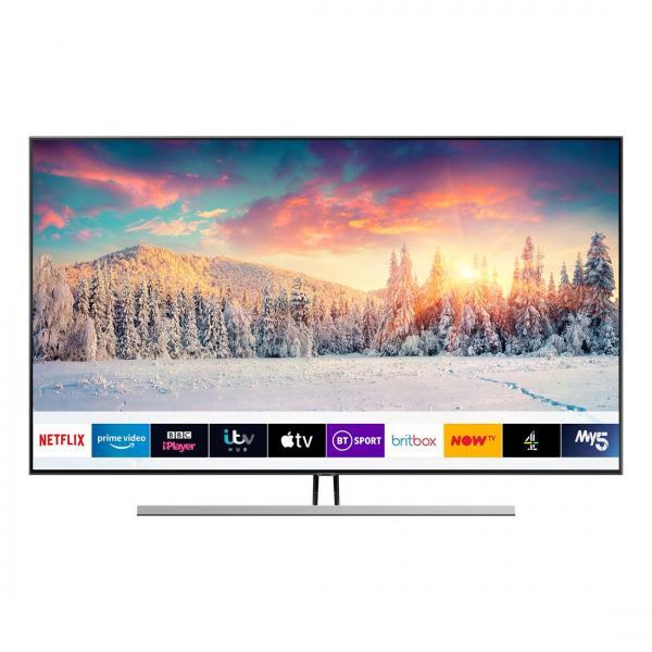"55"" Samsung QE55Q85RAT Premium Certified 4K UHD HDR 1500 QLED TV"