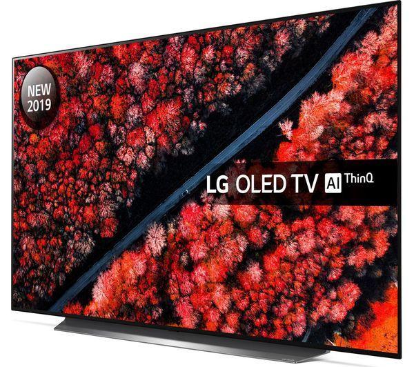 """55"""" LG OLED55C9MLB 4K Ultra HD HDR Smart OLED TV"""