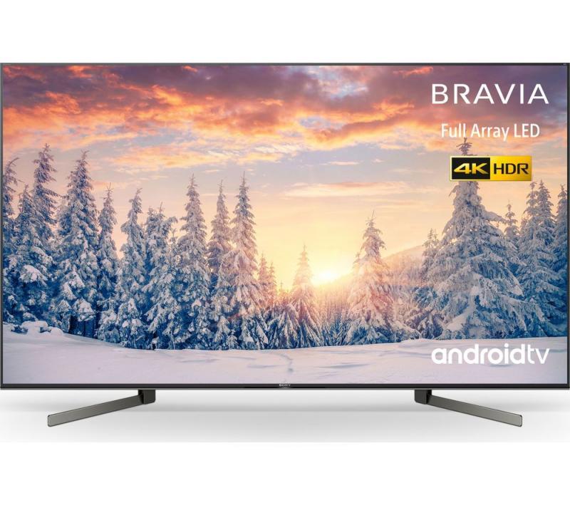 "55"" Sony Bravia KD55XG9505BU Premium 4K HDR Android Smart LED TV"