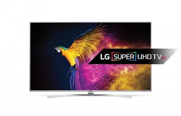 55 LG 55UH770V 4K Super Ultra HD Freeview HD HDR Smart LED TV