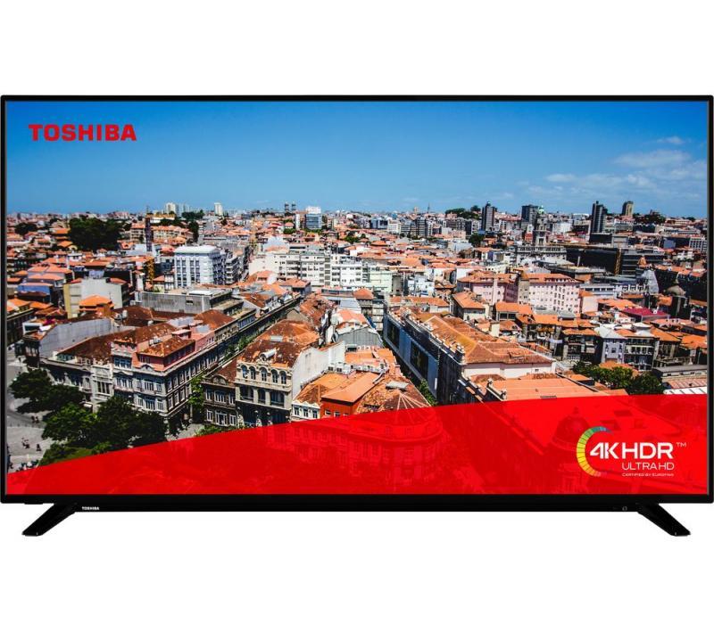 "65"" Toshiba 65U2963DB 4K Ultra HD HDR Smart LED TV"