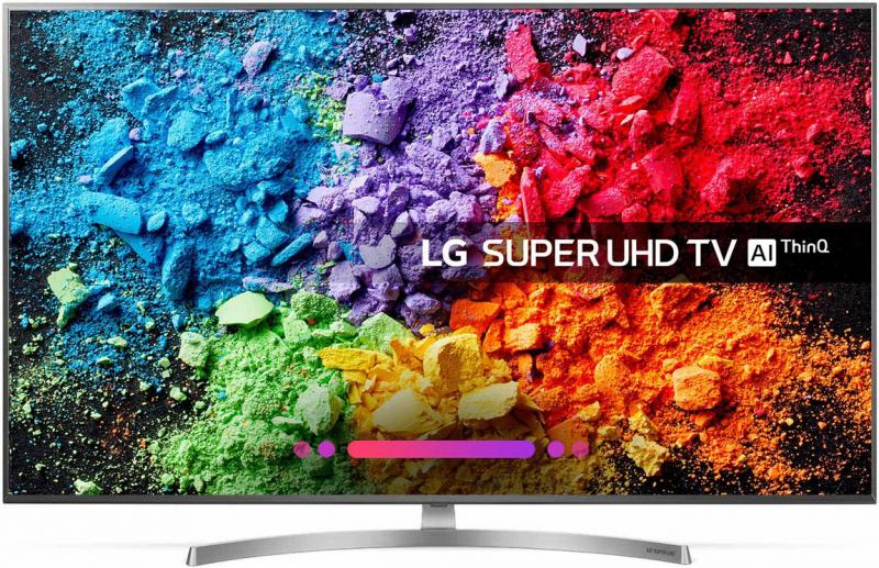"49"" LG 49SK8500PLA 4K Super Ultra HD Nano Cell HDR Smart LED TV"