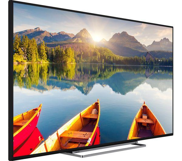 "55"" Toshiba 55U6863DB 4K Ultra HD HDR Smart LED TV"