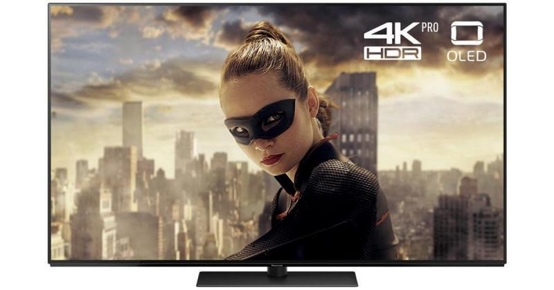 "55"" Panasonic TX-55FZ802B 4K Ultra HD HDR Smart OLED TV"
