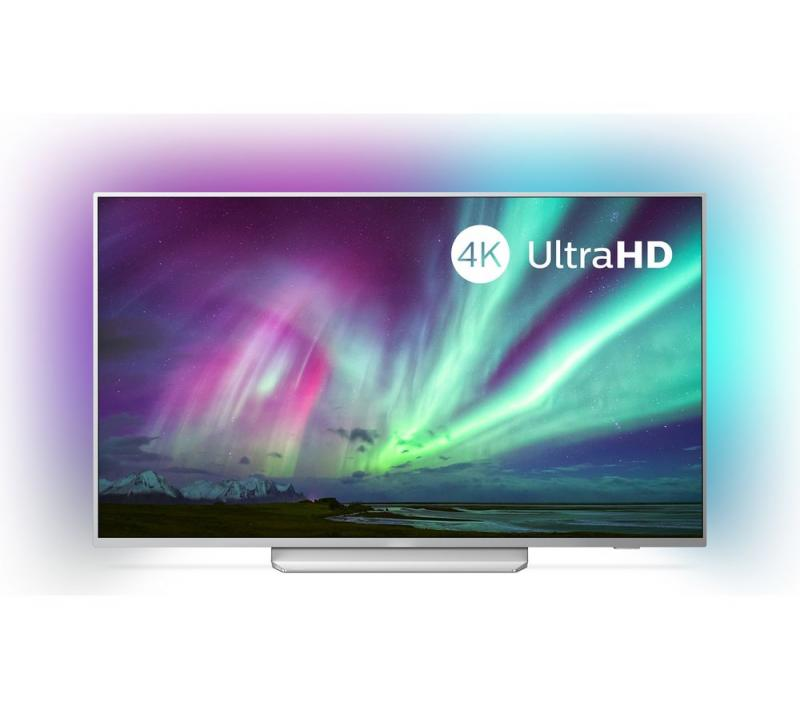 "65"" Philips 65PUS8204/12 Ambilight 4K HDR Android Smart LED TV"