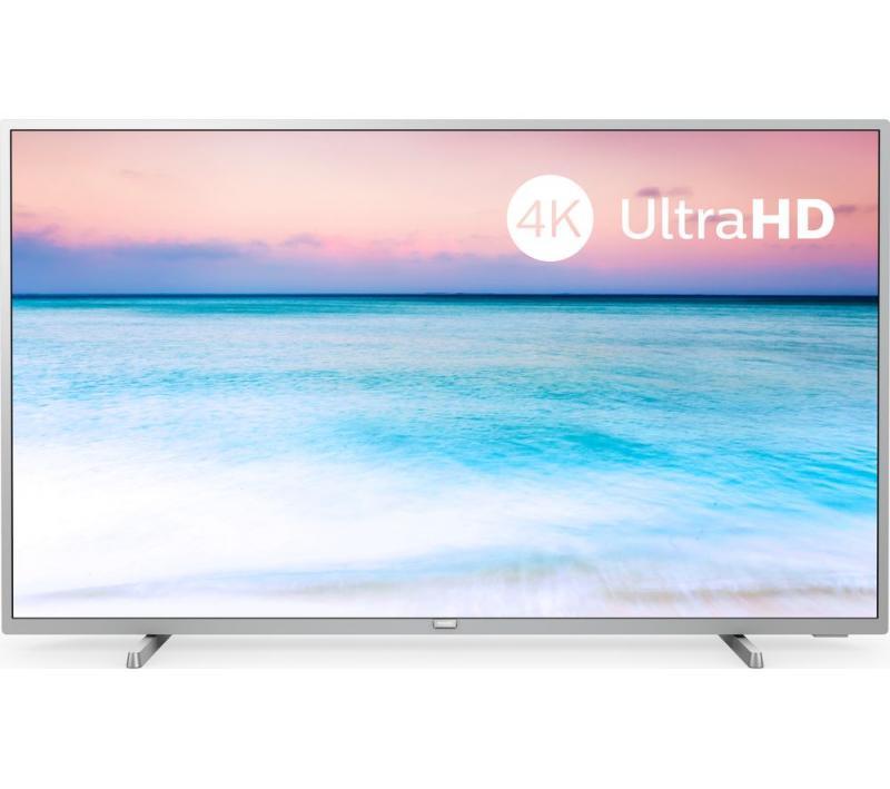 "65"" Philips 65PUS6554 4K Ultra HD HDR Smart LED TV"