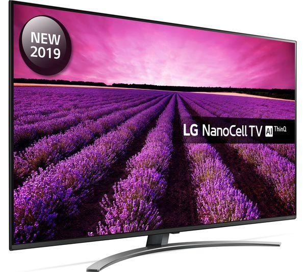 "55"" LG 55SM8200PLA 4K Super Ultra HD Nano Cell HDR Smart LED TV"