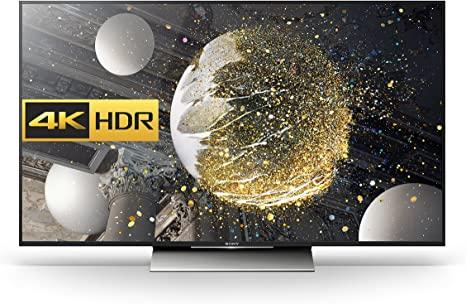 "55"" Sony KD-55XD8005 4k HDR Android Smart LED TV"