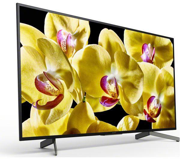 "55"" Sony Bravia KD55XG8096BU 4K Ultra HD HDR Android Smart LED TV"