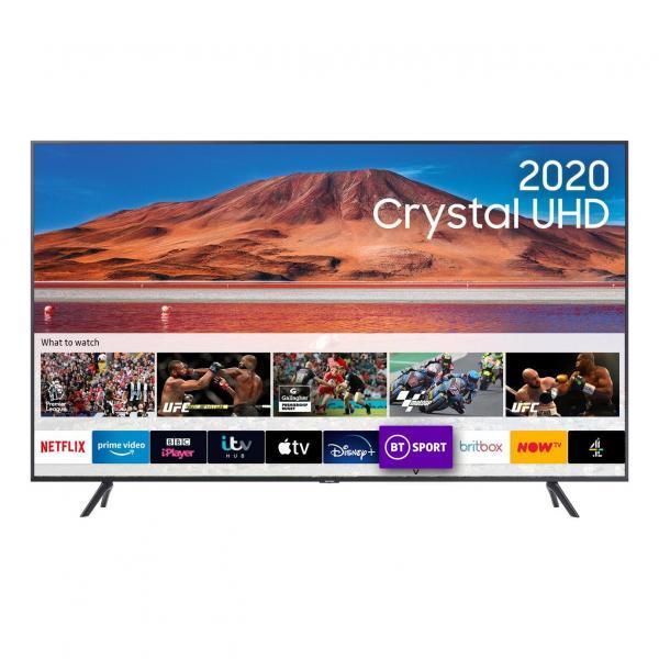 """55"""" Samsung UE55TU7100 4K HDR Crystal Smart LED TV"""