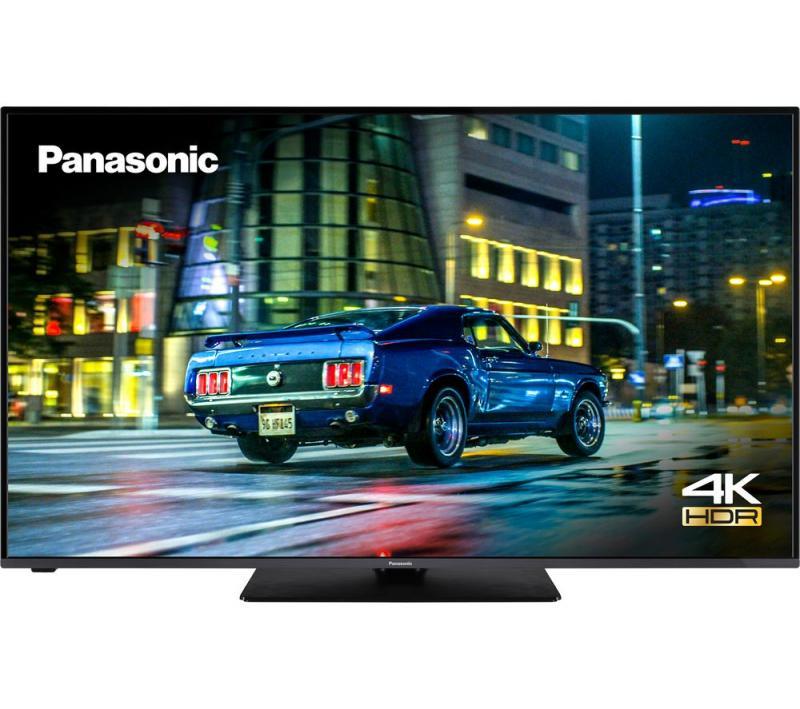 """50"""" Panasonic TX-50HX580B 4K HDR Smart LED TV"""
