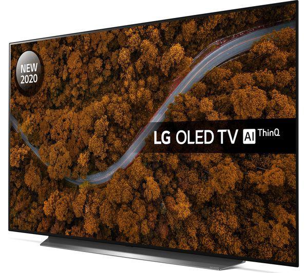 """77"""" LG OLED77CX6LA 4K HDR Smart OLED TV"""