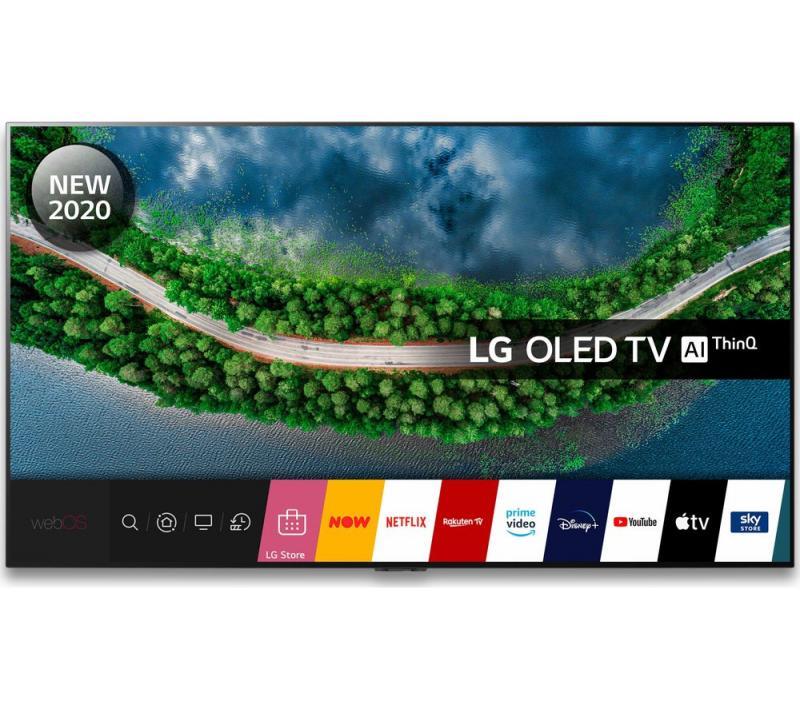 "55"" LG OLED55GX6LA 4K HDR Smart OLED TV"