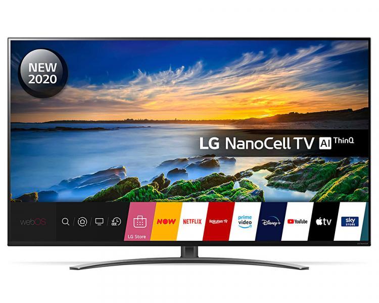 """49"""" LG 49NANO866NA 4K HDR Nano Cell Smart LED TV"""