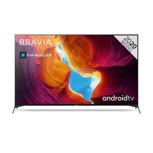 """55"""" Sony Bravia KD55XH9505BU X1 Ultimate 4K HDR Android LED TV"""