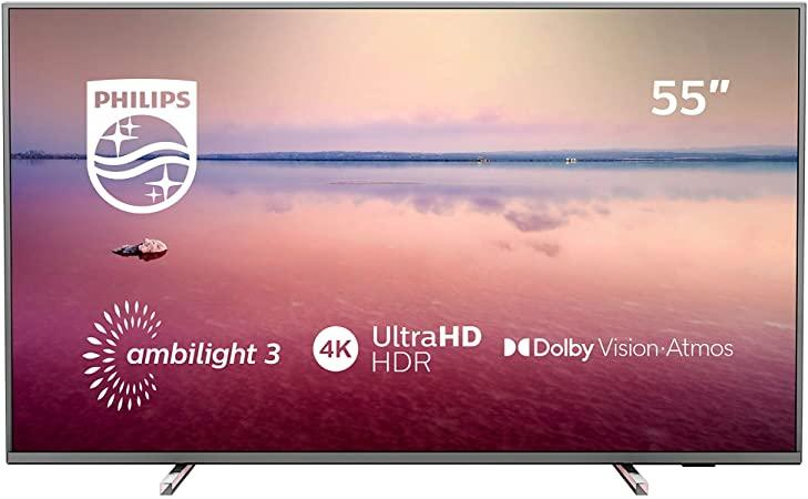 "55"" Philips 55PUS6754 Ambilight 4K HDR Smart LED TV"