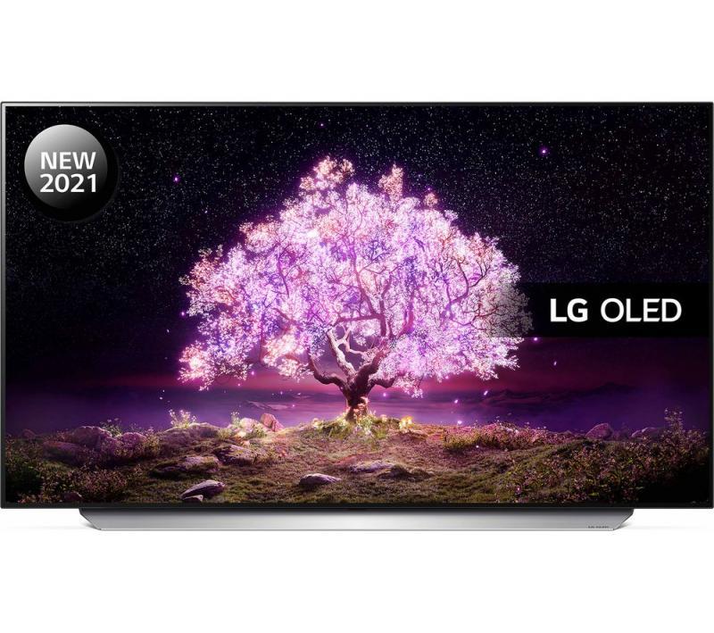 """48"""" LG OLED48C14LB 4K HDR Smart OLED TV"""