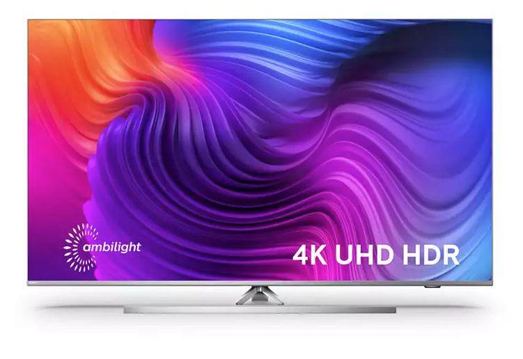 """65"""" Philips 65PUS8506/12 Ambilight 4K HDR Android Smart LED TV"""