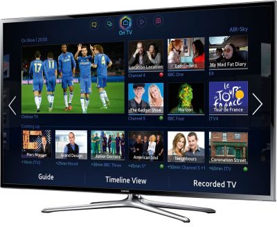 46 Samsung UE46F6400 Full HD 1080p Freeview HD Smart 3D LED