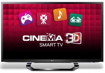 47 LG 47LM620T Full HD 1080p Freeview HD Smart 3D LED TV