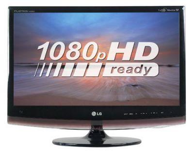 27 Lg M2762d Full Hd 1080p Digital Freeview Lcd Tv