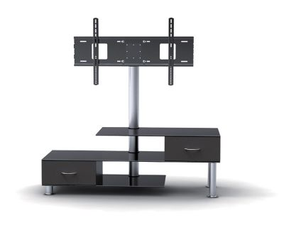 32 inch tv stand tv stand with bracket and drawers for tvs 32 55 inches 29086